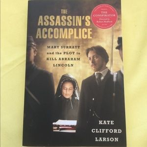 The Assassin's Accomplice Book